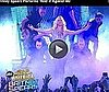 Video of Britney Spears Performing on Good Morning America