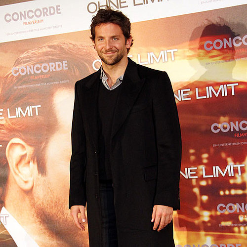 Pictures of Bradley Cooper at Limitless Premiere in Germany