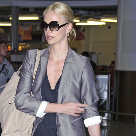 Charlize Theron Gets Set to Star With Kristen, but No Longer Viggo