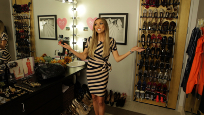 Giuliana Rancic Adds Her Confession to Bluefly's Award-Winning Closet Confessions Series