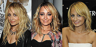 She's at It Again,  Nicole Richie Has Another New Haircut: Do You Like It?