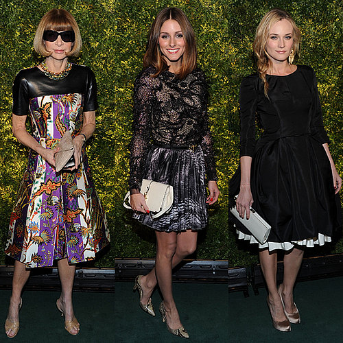 Olivia Palermo, Anna Wintour, Diane Kruger, and More Show Green For Bid to Save the Earth Auction 2011-03-30 10:41:09