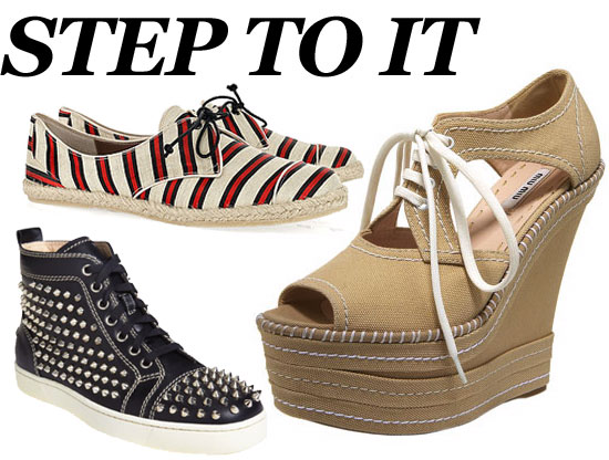 Sneak Attack! The Best Casual Kicks For Spring