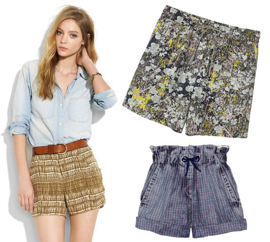 25 Covetable Shorts For Spring and Summer
