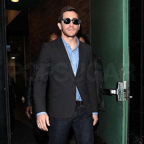 Pictures and Video of Jake Gyllenhaal on Good Morning America