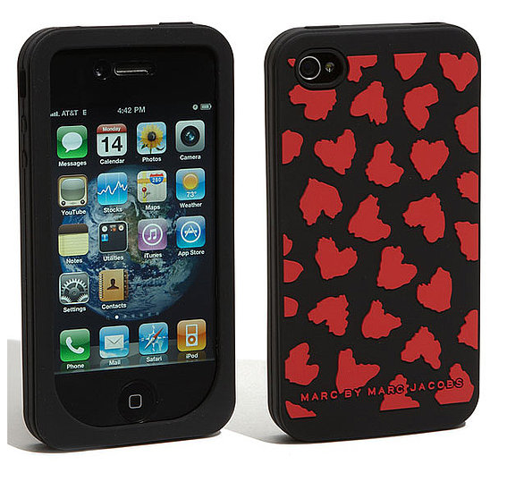 Marc by Marc Jacobs Wild Heart iPhone 4 Case ($32)