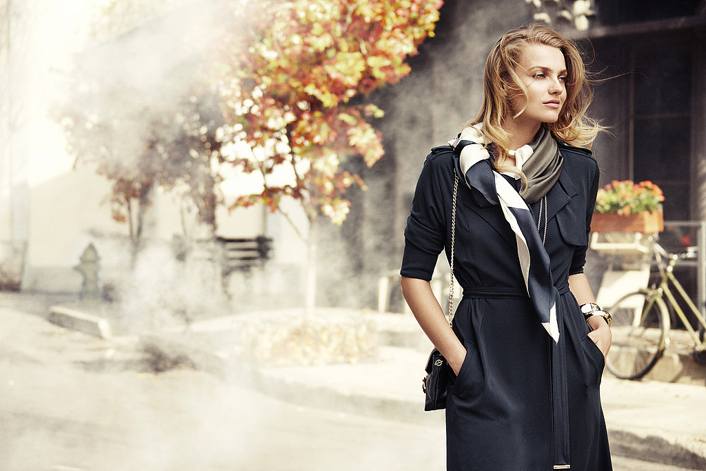 First Look! Modern Chic Pieces Found in Ann Taylor's Fall 2011 Lookbook