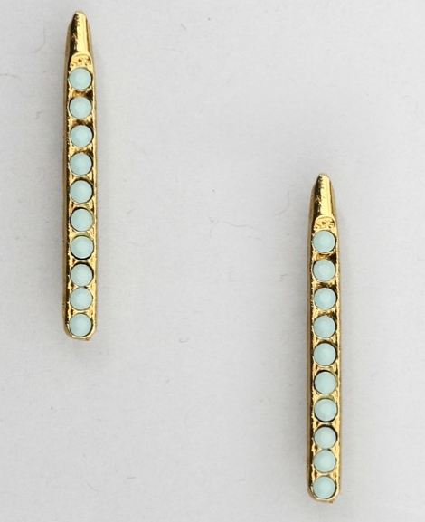 Glam-Punk Earrings