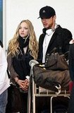 Amanda Seyfried Heads to Paris With Ryan Phillippe and Matthew McConaughey