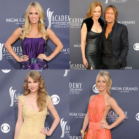 Photos: Country's Hottest Stars Arrive at the Academy of Country Music Awards!
