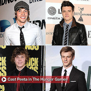 Who Is Going to Play Peeta in The Hunger Games?