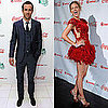 Pictures of Blake Lively, Ryan Reynolds, Russell Brand, Chris Hemsworth, Rosie Huntington-Whiteley at CinemaCon 2011-04-01 08:30:56