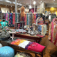 Eco-Friendly Shop The Green Goddess Boutique Opens on Armitage