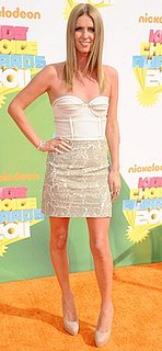 Nicky Hilton 2011 Kids' Choice Awards