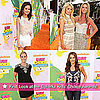 Pictures From 2011 Kids&#039; Choice Awards Orange Carpet