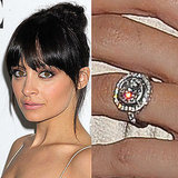 Nicole Richie's Fancy Bling