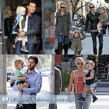Pictures of Celebrities and Their Babies 2011-04-04 13:15:31