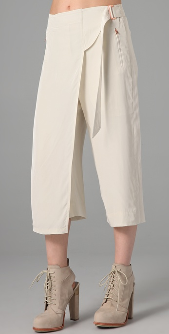 Alexander Wang Cropped Pants ($585)