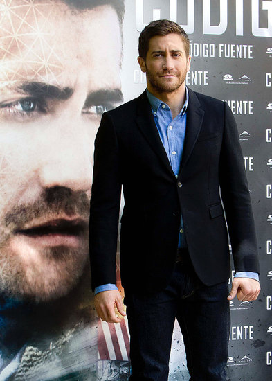 Jake Gyllenhaal Makes a Source Code Stop in Spain