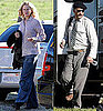Pictures of Nicole Kidman and Clive Owen Shooting Hemingway and Gellhorn in Sonoma, CA