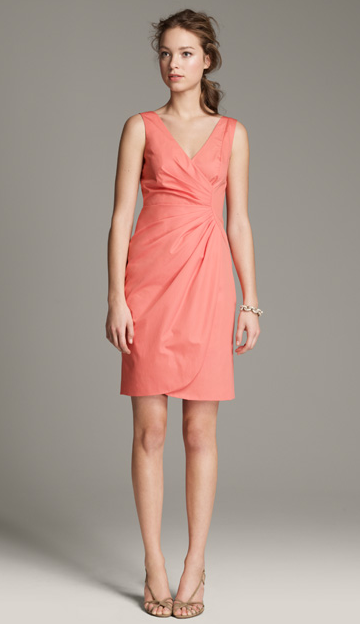 J.Crew Offers Romantic Silhouettes and Covetable Colors For the Whole Bridal Party