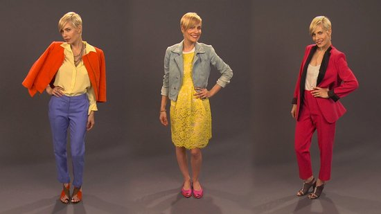 FabSugarTV: How to Wear Spring's Bold Colors!