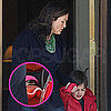 Pictures of Mariska Hargitay With New Daughter Amaya Hermann