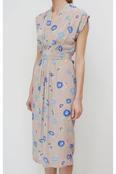 For the day-after brunch your Aunt Mabel is throwing, try this floral dress from John Patrick Organic ($510)