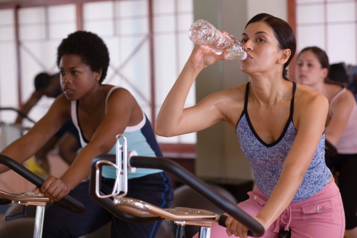 Do You Work Out With Your Water Bottle?