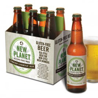 New Planet Beer — Low Calorie, Gluten-Free