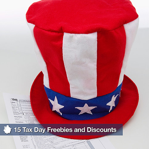 Enjoy These 15 Tax Day Freebies and Discounts!