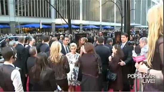Video: Robert Pattinson and Reese Witherspoon Laugh, Joke, and Show Off Cute Chemistry on WFE Red Carpet!