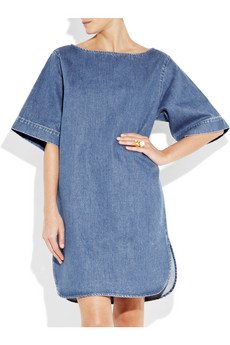 Stella McCartney Oversized Denim Dress ($725)