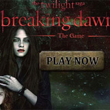 Twilight Breaking Dawn Facebook Scam