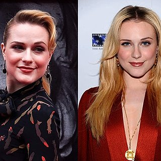 Evan Rachel Wood's Hairstyle at The Conspirator Premiere