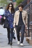 Liv Tyler Strolls New York With Boyfriend Theo Wenner