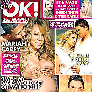 Pregnant Mariah Carey and Nick Cannon Nude Pictures