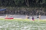 Kate Hudson Takes Her Beachy Bikini Body For a Kayak Ride With Matthew Bellamy