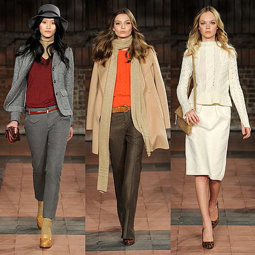 Banana Republic Reveals Their Fall 2011 Collection: See the 70s Inspired Runway Round Up!