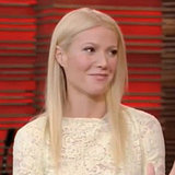 Gwyneth Paltrow Talks About Her Daughter's Two Accents