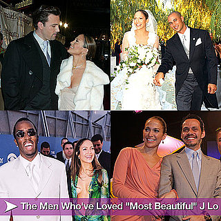 Jennifer Lopez's Dating History