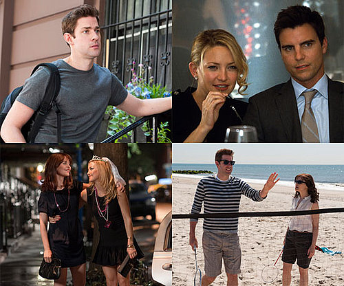 Something Borrowed Movie Pictures With Kate Hudson, Ginnifer Goodwin, John Krasinski