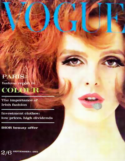 British Vogue September 1962