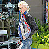 Gwen Stefani Wears Skinny Jeans Around LA