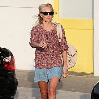 Kate Bosworth Returns to LA After Vacationing Topless in Cabo