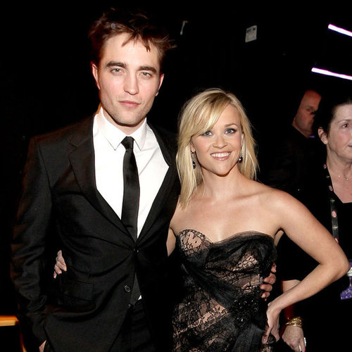 Robert Pattinson Reese Witherspoon Water For Elephants Premiere