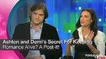 Video: Ashton Kutcher and Demi Moore's Secret For Keeping Romance Alive? A Post-It!