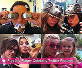 Fun and Funny Celebrity Twitter Pictures From Miley Cyrus, Zachary Levi and More