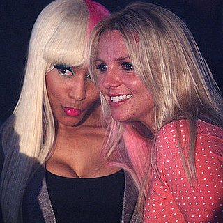 Britney Spears and Nicki Minaj Party Together in LA