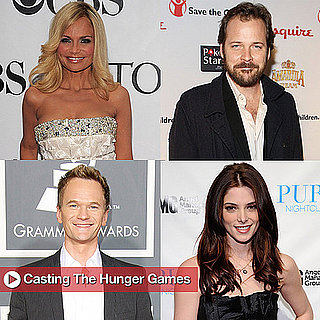 The Hunger Games Movie Cast Ideas
